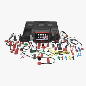 3D scanner d10 verus eems330w model