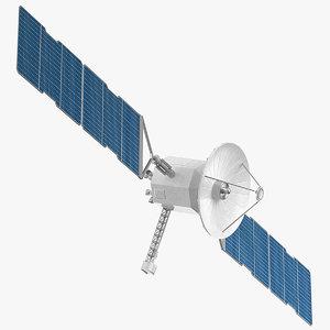satellite 3D model
