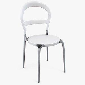 calligaris wien chair max