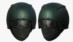 helmet helm sci 3D model