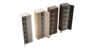 cabinet olivia 3D model