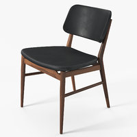 Nissa Chair Black