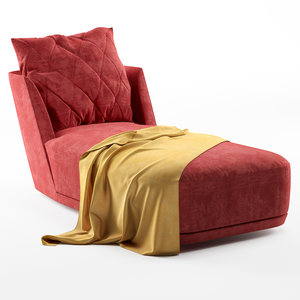3D model grace alberta haiselongue