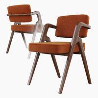 eugenio dinig chair 3D model