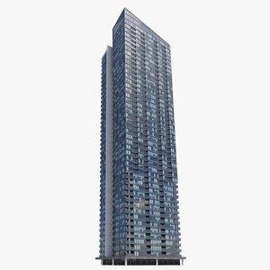 3D pinnacle adelaide buildings