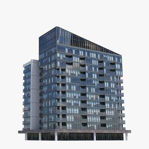 pinnacle adelaide buildings 3D