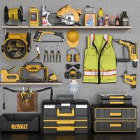 hand tools set 4