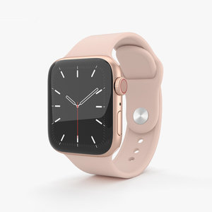 3D apple watch series model
