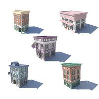 set 12 3D model