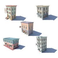 set 14 3D model