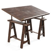 Old Drafting Table PBR
