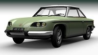 Panhard 24ct 1964