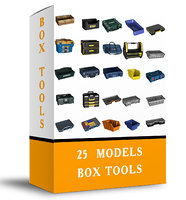 25 MODELS GARAGE TOOLSBOX