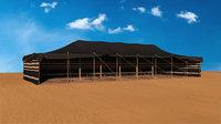 traditional tent 3D model