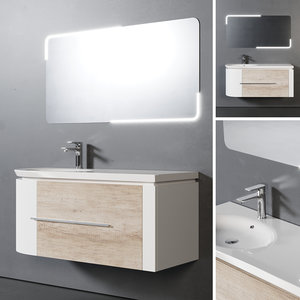 washbasin mirror 3D model