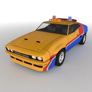polycar n35 lp1 cars 3D