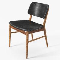 3D model nissa chair