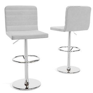 3D mint bar stool model