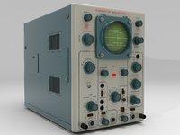 "The first Soviet oscilloscope. Oscilloscope ""C1-54"