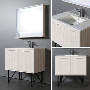 furniture bathroom 3D model