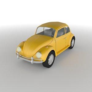 polycar n37 lp1 cars 3D model