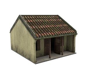 hoi ancient house 3D
