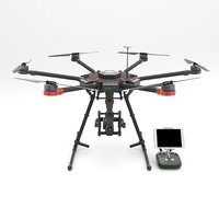 DJI Matrice 600 M600 drone and Controller