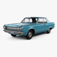 Dodge Dart GT hardtop coupe 1965