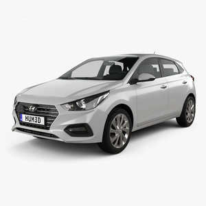 hyundai accent 2017 model