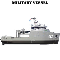 MILITARY MULTI-ROLE AUXILIARY VESSEL 660
