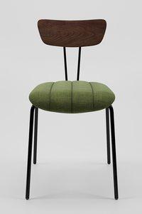 modern chair loftdesigne 3D model