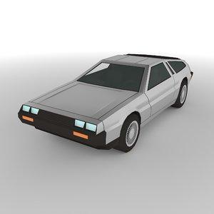 3D polycar n39 lp1 cars