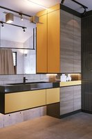 3D bathroom interior scene corona