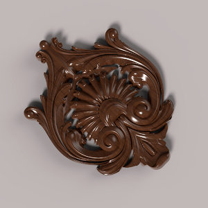 3D decor carving