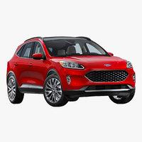 2020 Ford Escape Titanium Plug-In