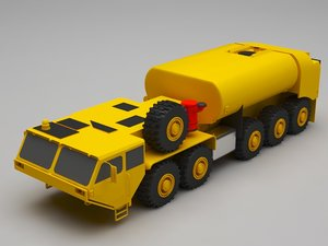 3D camion