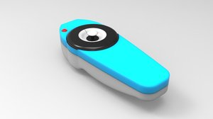 3D generic laser pointer controller