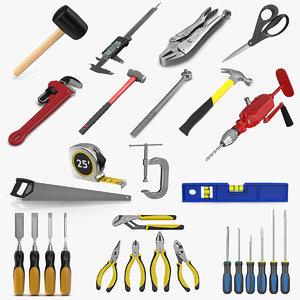3D tools 6 model
