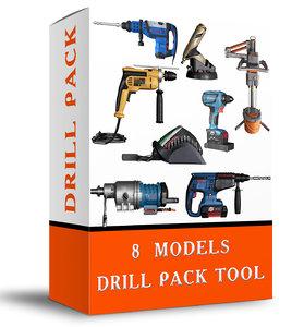 3D garage tools