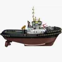 Tug Boat ASD 3212