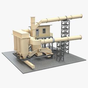 3D industrial element 2
