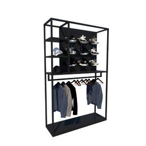 black hanger 3D