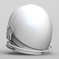 US Advanced Crew Escape Helmet