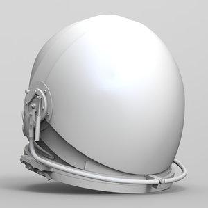 3D advanced crew escape helmet