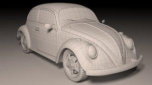 auto car 3D model