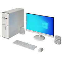 personal white asus 3D