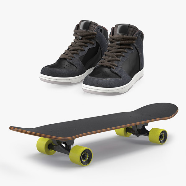 skating board shoes
