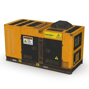 3D model generator pbr