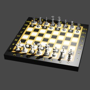 chess games model
