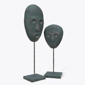 3D face human art